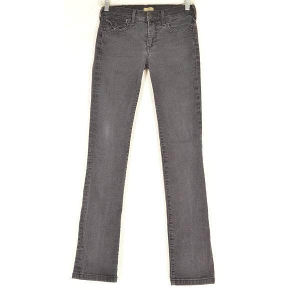 True Religion Denim - True Religion jeans 26 x 31 Cora mid-rise straight